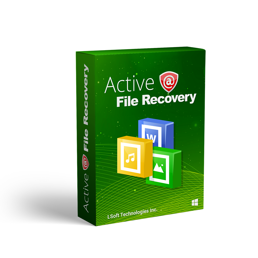 Active@ File Recovery - Active@ Data Studio